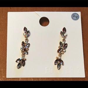Flower Petal Earrings
